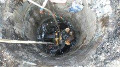 南京污水池沉定池清洗