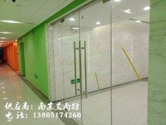 南京无框玻璃门