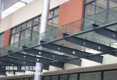 南京玻璃雨蓬