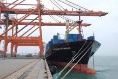 抚顺东洲区集装箱海运粮油大米面粉小麦玉米等食品门到门
