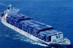 海运大米之阜新彰武县到惠州海运线路