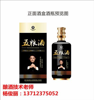 广西南宁唐三镜真全粮烧酒设备价格