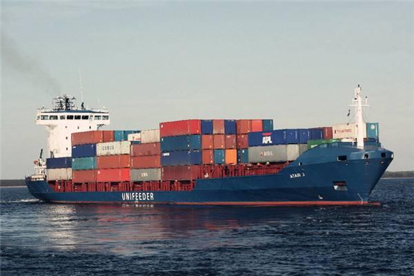 东营到惠州海运公司门到门海运集装箱