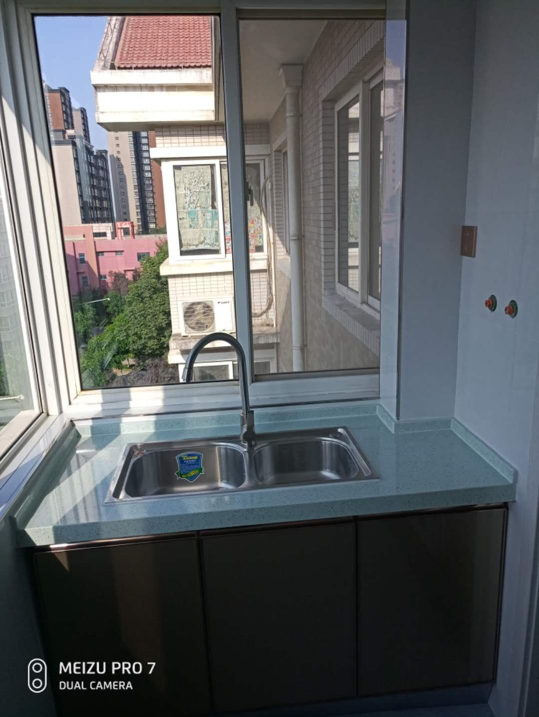 西安旧房改造装修,厨房卫生间装修,不用搬家