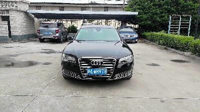 上海租奥迪A8豪华轿车承接自驾租车商务活动租车