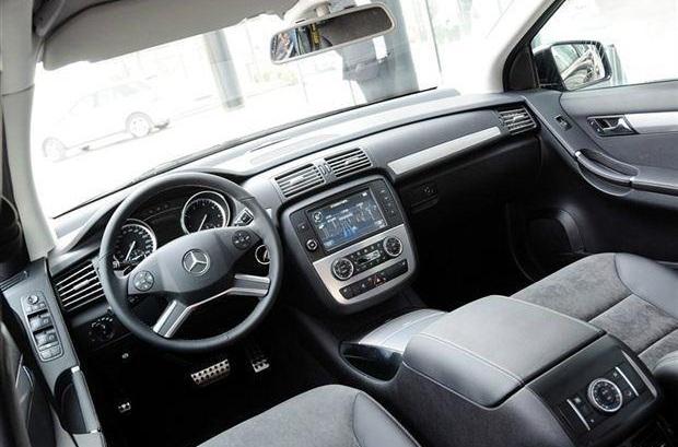 上海租奔驰R320,奔驰R级SUV承接各类自驾租车