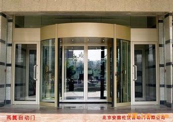 松江佘山玻璃感应门维修 自动门控制器更换 安装