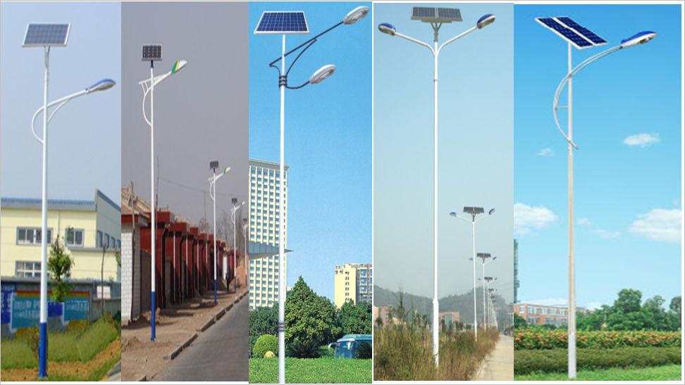 长沙太阳能路灯 锂电太阳能路灯 户外路灯厂家直销