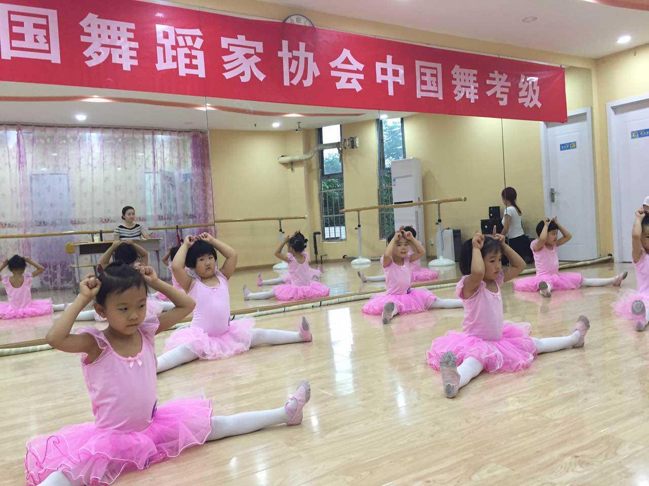 三水舞蹈婧姿舞蹈中心少儿中国舞培训考级