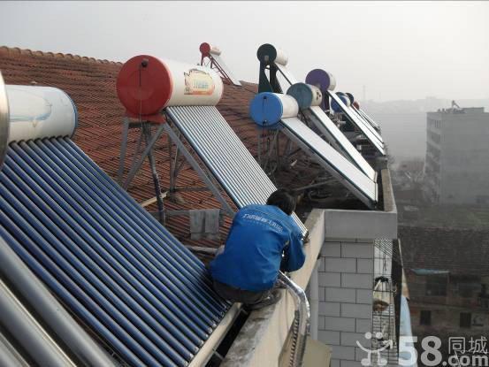 南通太阳能水管漏水维修太阳能维修清洗