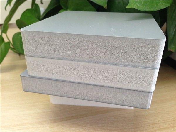 广州中美结皮板之PVC自由发泡板出现破泡原因及解决方法