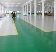 广州重工业厂房耐冲击地坪施工耐压砂浆型环氧地坪