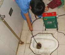 昌平回龙观疏通马桶抽粪 清洗管道疏通下水