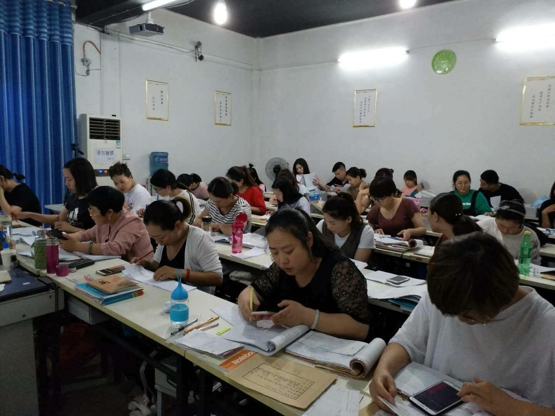 沁阳会计家园11.08日零基础财务主管班开新课了
