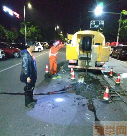 长河镇管道疏通化粪池清理污水处理清洗市政管道管道检测