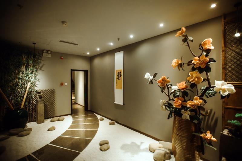 上海独享男士spa高级私密养生会所天然植物的芳香帮你减压