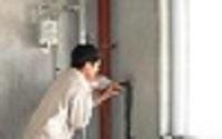 太原老军营专业打各种大小孔空调孔油烟机孔浴霸孔电锤眼