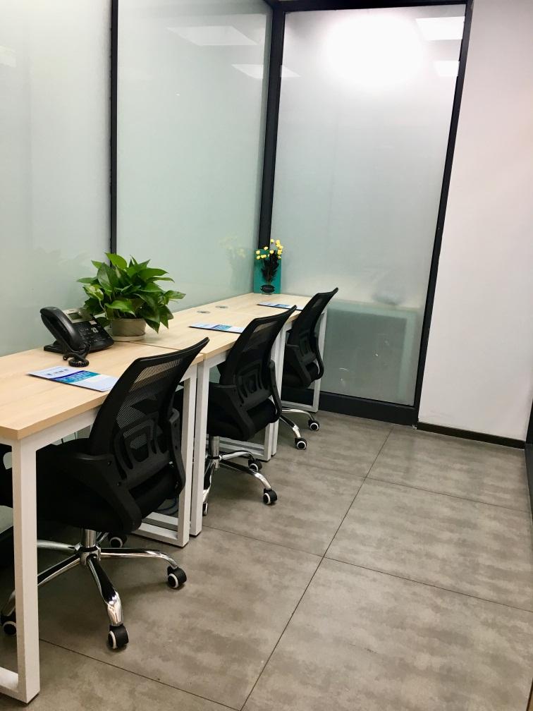 蛇口创业型小面积办公室,出红本凭证 地址挂靠