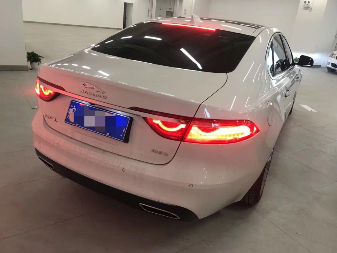 上海租捷豹XFL自驾一天租金要多少钱
