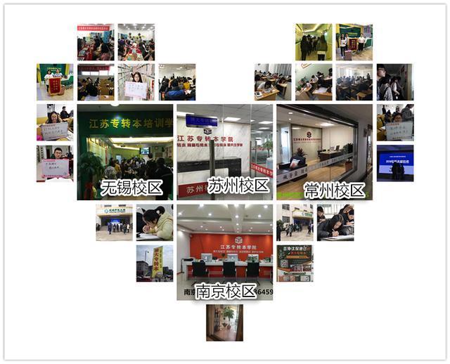 江苏五年制专转本寒假班常州校区招生进行中