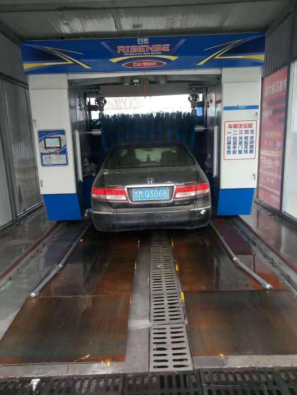 全自动无人值守洗车机,免费上门安装,免费进行维修