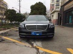 上海租奔驰S级轿车自驾租车一天多少钱