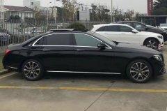 上海租奔驰E200L提供自驾租车服务